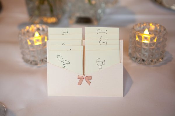 Calgary wedding stationery