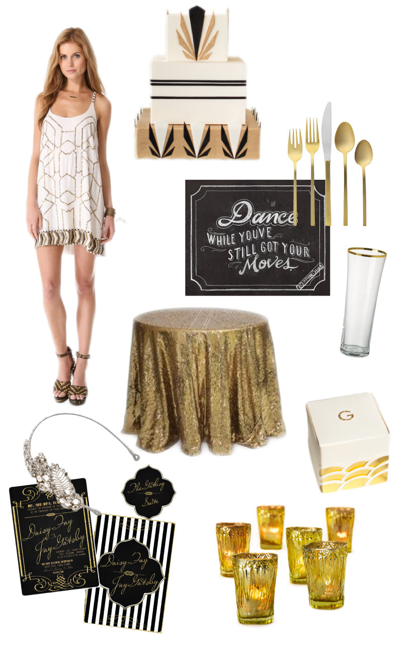 How to Throw a Great Gatsby Party