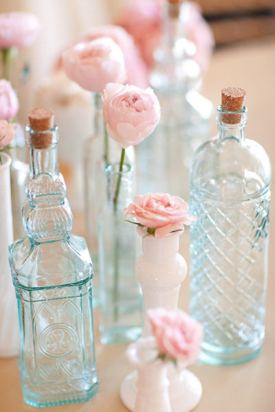 inexpensive centerpieces